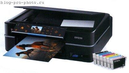 Epson Stylus Photo PX720WD