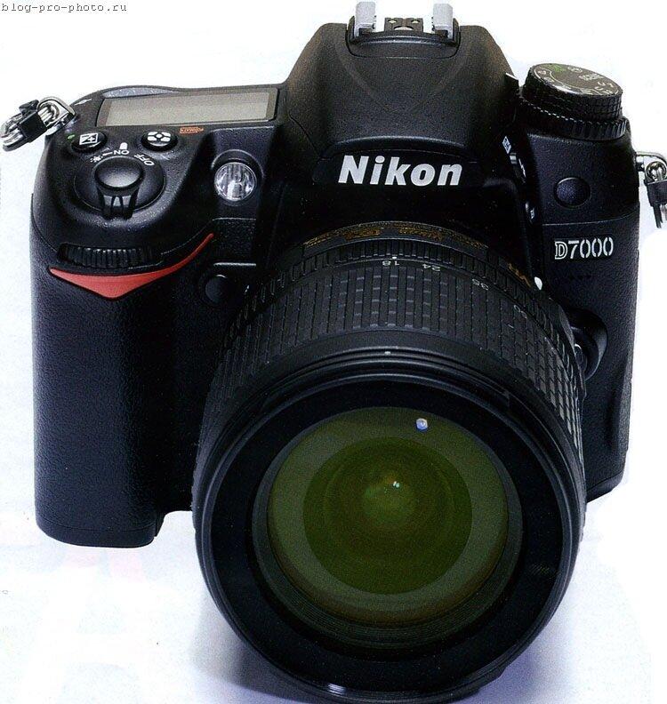 Nikon D7000 обзор