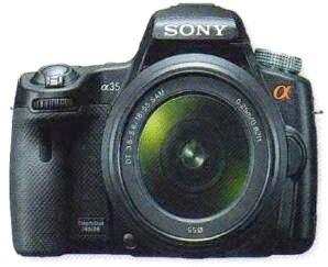 Sony А35