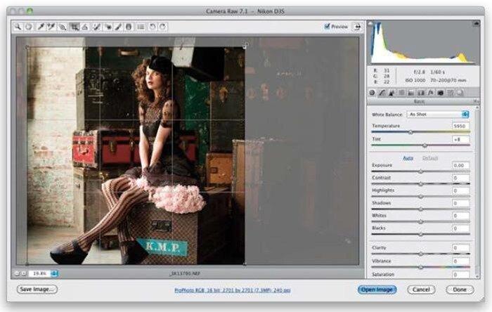 Как сделать эффекты на фотошопе