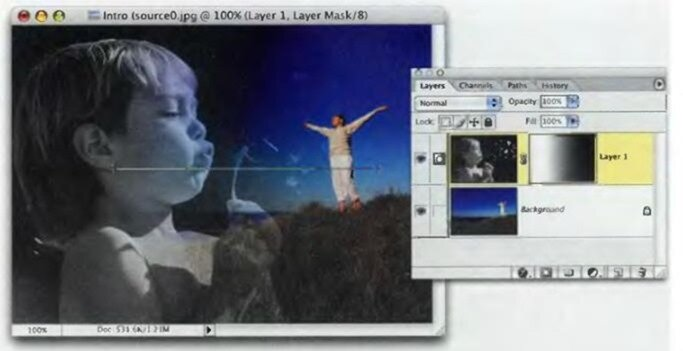Классические спецэффекты в Photoshop