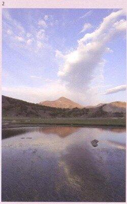 контрастность в пейзажной фотографии