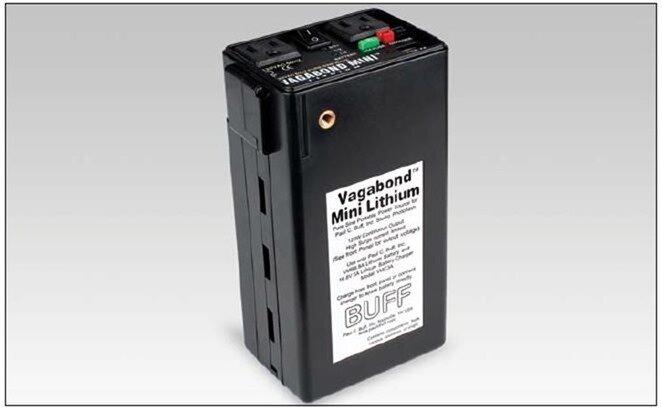 аккумуляторный блок для внешней фотовспышки