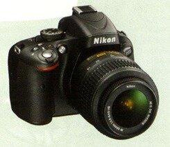 Цифровая зеркальная фотокамера