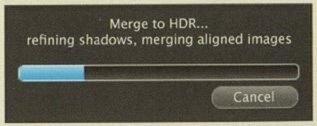 Создание HDR изображения в HDR Express
