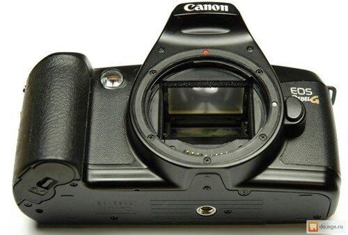 пленочная зеркальная камера