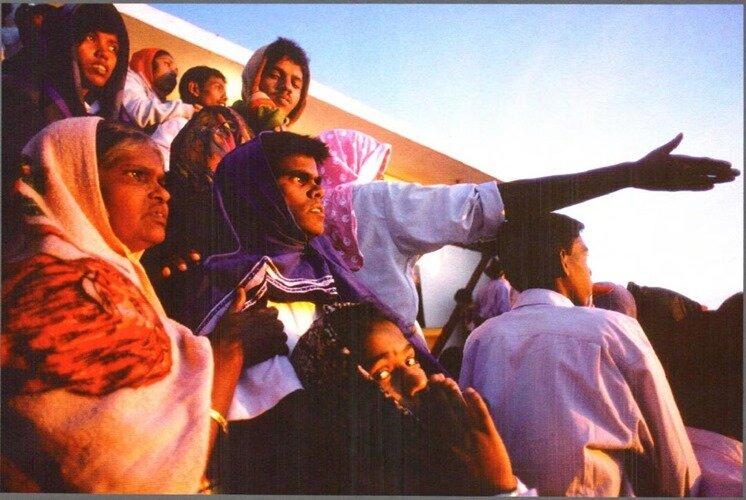 Пик Адама. Шри-Ланка, 1998 г.