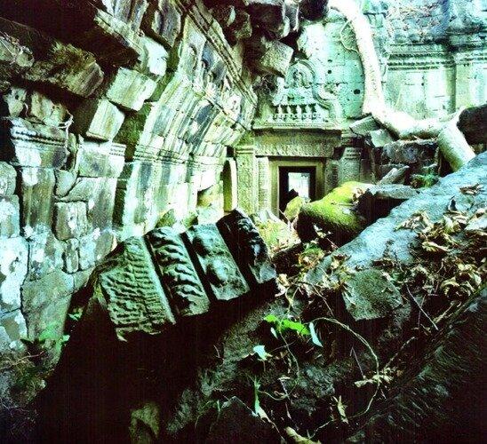 Та Прум. Ангкор