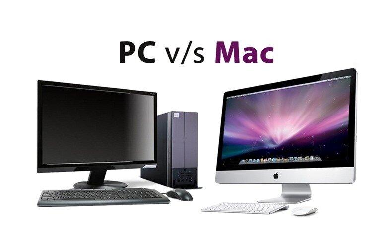 Mac или PC?