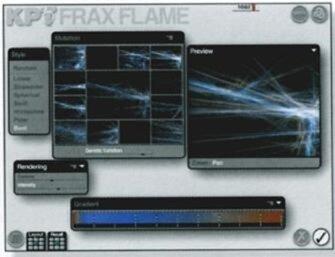 Плагин KPT FraxFIame